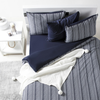 Cloud King Fitted Sheet - 200x210 cms