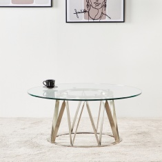 Vector Round Coffee Table