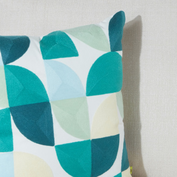Nomad Printed Cushion Cover - 45x45 cms