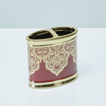 Tana Printed Toothbrush Holder