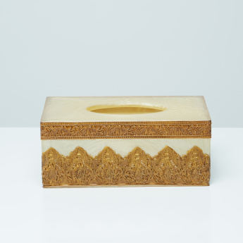 Albert Decorative Tissue Box