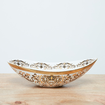 Vennes Printed Bowl