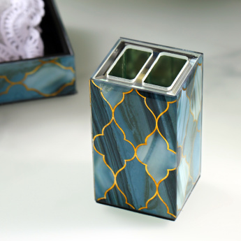 Kivu Decorative Toothbrush Holder