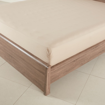 Eternity King Fitted Sheet - 180x210 cms