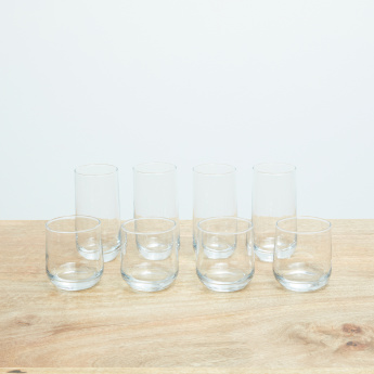 De Vidrio 8-Piece Glass Set