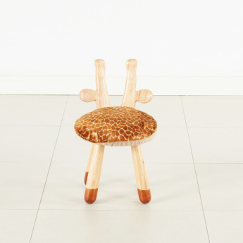 Gerald Giraffe Shaped Chair