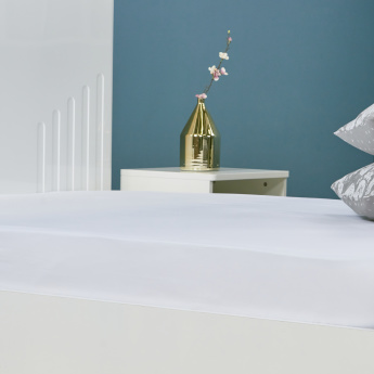 Serenity Fitted Sheet - 200x90 cms