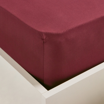 Serenity Fitted Sheet - 200x210 cms