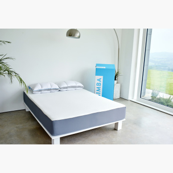 cheap for discount 9bcb0 0b2fe Simba Hybrid King Mattress - 180x210 cms