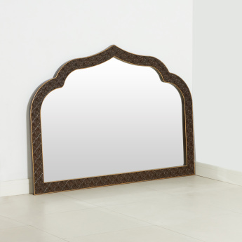 Mughal Console Table with Mirror