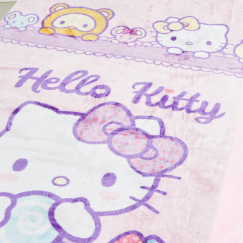 Hello Kitty Printed Blanket - 150x200 cms