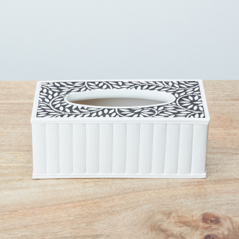Meera Decorative Hand Painted Tissue Box
