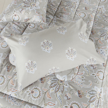 Orient Printed 3-Piece Full Comforter Set - 160x240 cms