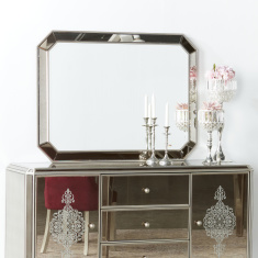 Jewel Rectangular Buffet Mirror