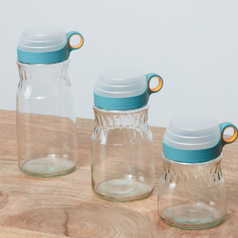 Atmore 3-Piece Storage Jar
