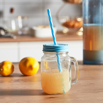 Coby Mason Jar Sipper - 450 ml