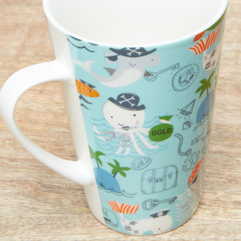 Frederick Printed Mug - 400 ml