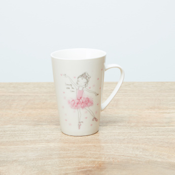 Emmaline Dancer Printed Mug - 400 ml