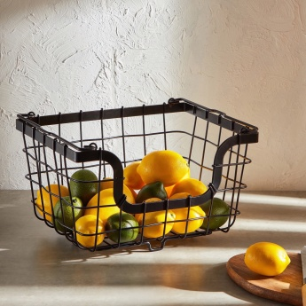 Aplique Metallic Basket