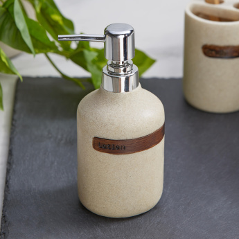 Masaki Textured Hand Painted Lotion Dispenser