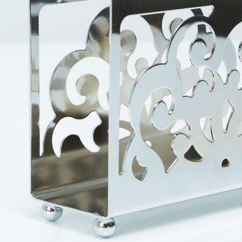 Phenix Metallic Napkin Holder