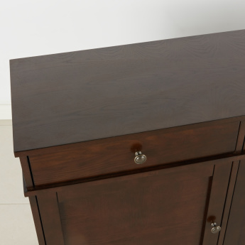 Anne 3-Door Buffet Table with 3-Drawers