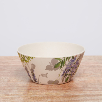 Nature Printed Bowl