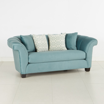 Wesley 2-Seater Sofa with Scatter Cushions