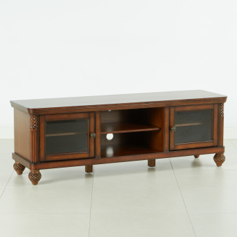 Cape TV Unit with 2 Doors