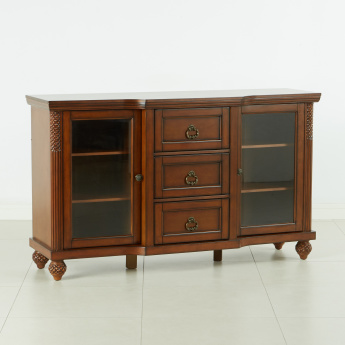 Cape 3-Drawer 2-Door Buffet