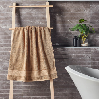 Pure Source Textured Bath Towel - 70x140 cms