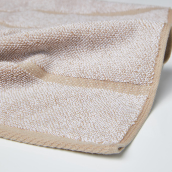 Pure Source Nara Textured Hand Towel - 50x90 cms