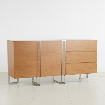 Griem 3-Drawer Buffet with 2-Doors