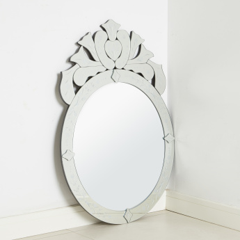 Mandalay Wall Mirror - 67x2x95 cms