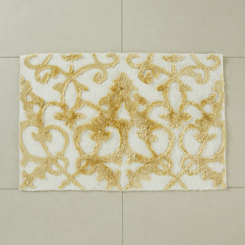 Devario Textured Bath Mat - 60x90 cms