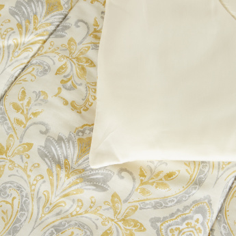 Carolina Printed 3-Piece Queen Comforter Set - 200x240 cms