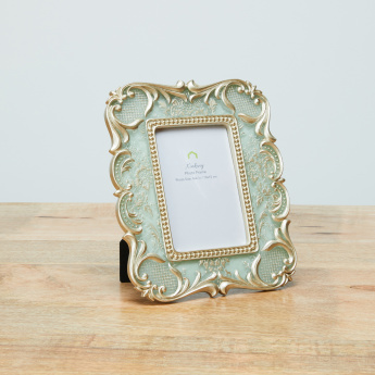 Kinkony Decorative Photo Frame - 4x6 inches