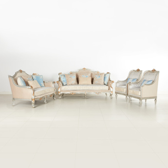 Fredrick 7-Seater Sofa Set