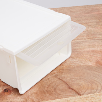 Sliding-Lid Cube Shoebox