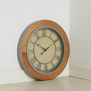 Fairhaven Round Wall Clock