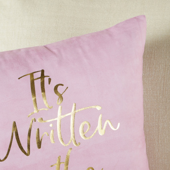 Lindsey Printed Cushion Cover- 45x45 cms