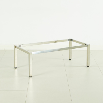Blend-X Coffee Table Polished Frame