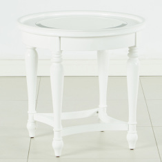 Durban Round End Table