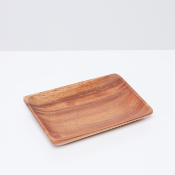 Acacia Rectangular Serving Tray