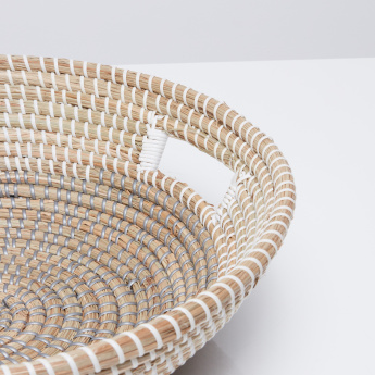 Clyde Seagrass Storage Basket