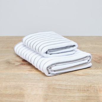Arizona Striped Bath Towel - 70x140 cms
