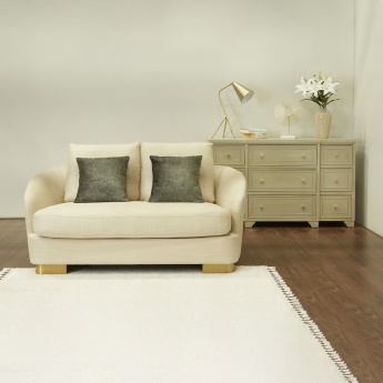 Eclipse 2-Seater Sofa with Scatter Cushions