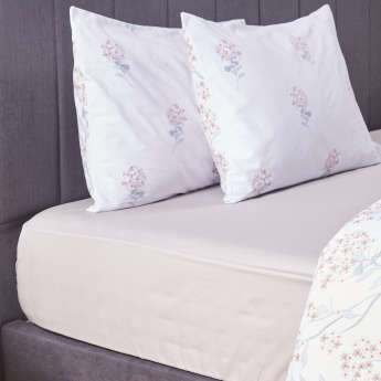 Eternity Luxe King Fitted Sheet - 180x210 cms
