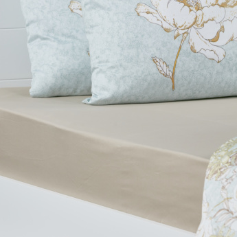 Eternity Luxe Single Fitted Sheet - 90x200 cms