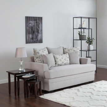 Abbey 2-Seater Sofa with Scatter Cushions